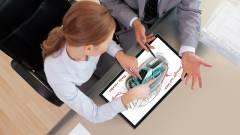 Vékonyka multitouch monitor profiknak kép