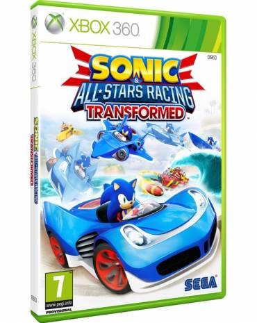Sonic & All-Stars Racing Transformed kép