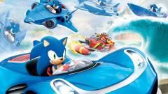 Sonic & All-Stars Racing Transformed - ingyen a tiéd kép