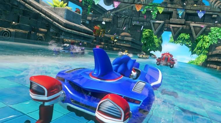 Sonic & All-Stars Racing: Transformed - Rontó Ralph előzetese  bevezetőkép