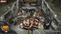 Star Wars Pinball - Han Solo is saját asztalt kap kép