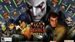 Star Wars Pinball - a Rebels sorozat is saját asztalt kap kép