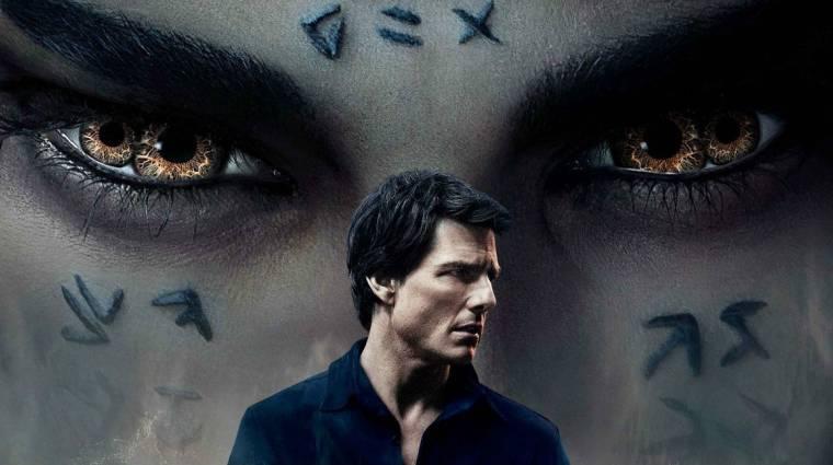 Tom Cruise kreatív kontrollja miatt ment félre A múmia? kép