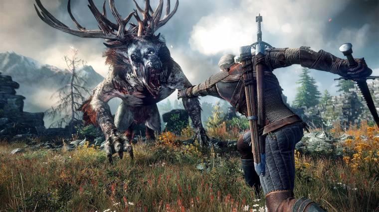 The Witcher 3: Wild Hunt - gigantikus csata már az első másodpercekben (videó) bevezetőkép