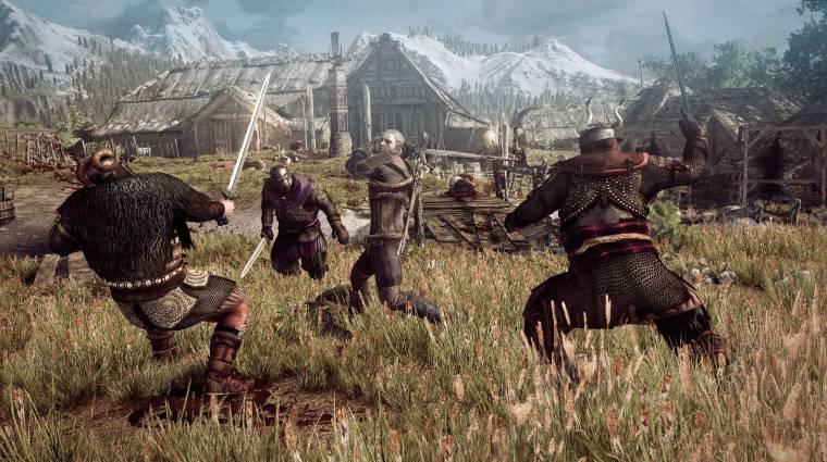 The Witcher 3: Wild Hunt - itt a megjelenési dátum bevezetőkép