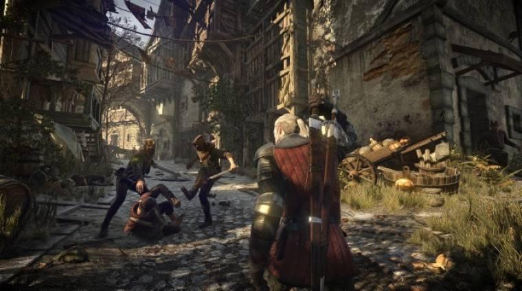 The Witcher 3: Wild Hunt - nincs több csúszás bevezetőkép