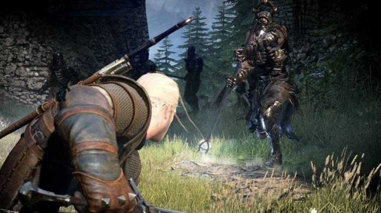 The Witcher 3: Wild Hunt - a kiegészítők majdnem akkorák lesznek, mint a Witcher 2 bevezetőkép