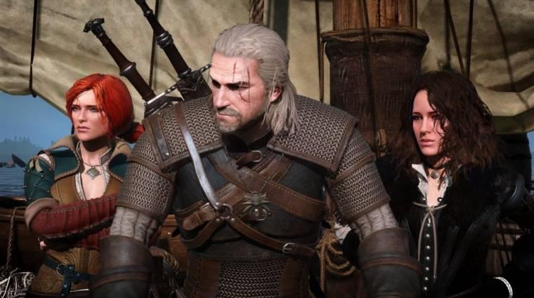The Witcher 3: Wild Hunt - 200 óra is lehet, Geralt haja változtatható bevezetőkép