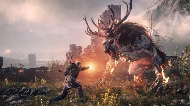 The Witcher 3 Wild Hunt PC - minimum és maximum összehasonlítás (videó) bevezetőkép