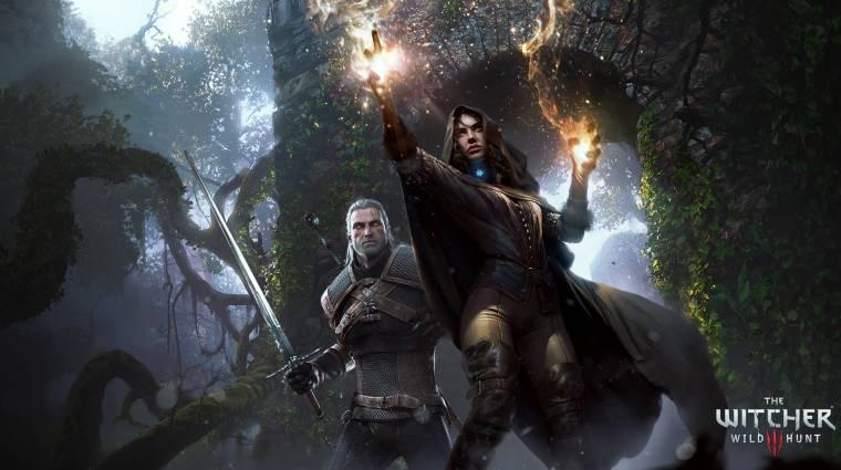 The Game Awards 2014 - itt az új The Witcher 3: Wild Hunt trailer, lesz még egy játszható karakter bevezetőkép