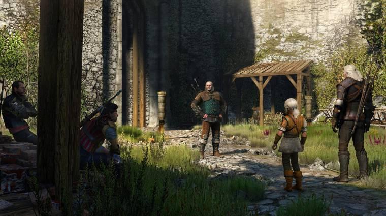 The Witcher 3 tesztek - hogy sikerült Geralt búcsúja? bevezetőkép