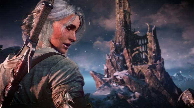 The Witcher 3: Wild Hunt - íme az új játszható karakter bevezetőkép