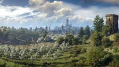 The Witcher 3: Wild Hunt timelapse - nem mindennapi a fények játéka  kép