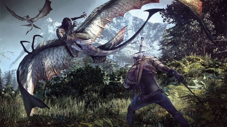 The Witcher 3: Wild Hunt - kiborította Dél-Koreát a PC-s változat bevezetőkép