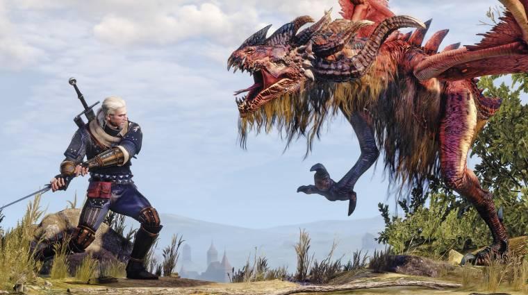 The Witcher 3: Wild Hunt - Geralt szakálla valós időben nő bevezetőkép