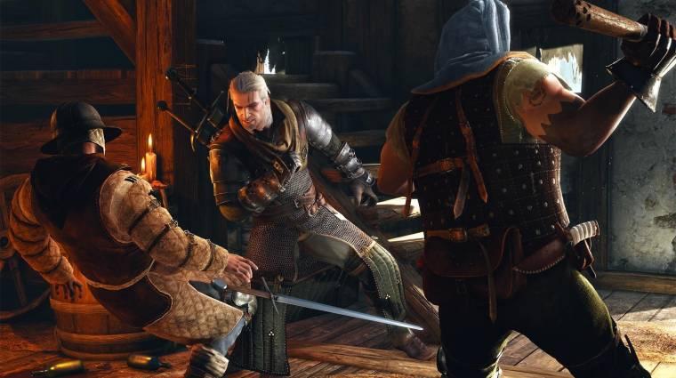 The Witcher 3: Wild Hunt - itt a hivatalos Xbox One gameplay bevezetőkép
