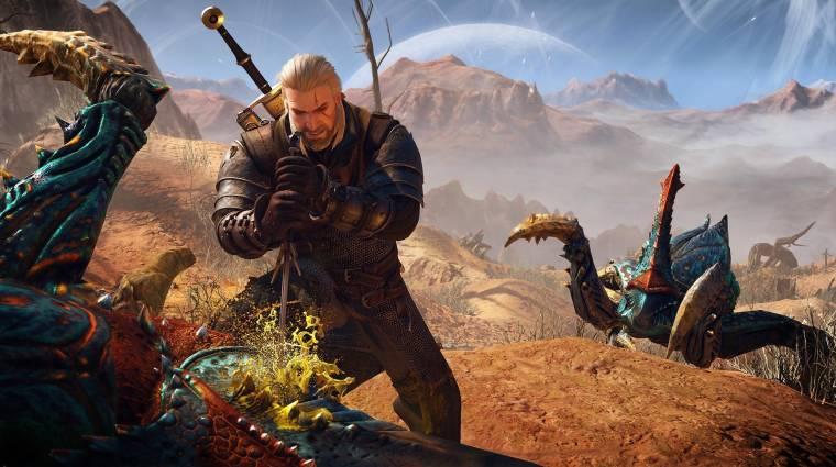 The Witcher 3: Wild Hunt - alig lesznek töltőképernyők bevezetőkép