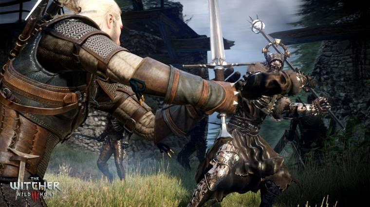 The Witcher 3: Wild Hunt - bármeddig fejlődhetsz benne bevezetőkép