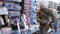 The Witcher 3: Wild Hunt - Geralt is PlayStation 4-et vett kép