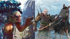 The Witcher 3: Wild Hunt - páncélszett és troll az új DLC-kben kép