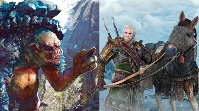 The Witcher 3: Wild Hunt - páncélszett és troll az új DLC-kben bevezetőkép