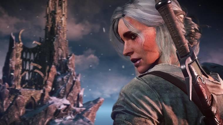The Witcher 3: Wild Hunt - íme Ciri új ruhája bevezetőkép