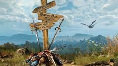 The Witcher 3: Wild Hunt - újabb részletek a New Game+-ról kép