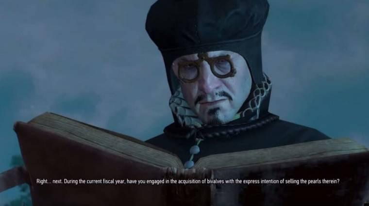 The Witcher 3: Wild Hunt - Hearts of Stone - az adóellenőr elől nincs menekvés (videó) bevezetőkép