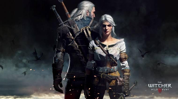 The Witcher - így lett Resident Evil-klón és SMS-játék helyett rendes RPG bevezetőkép