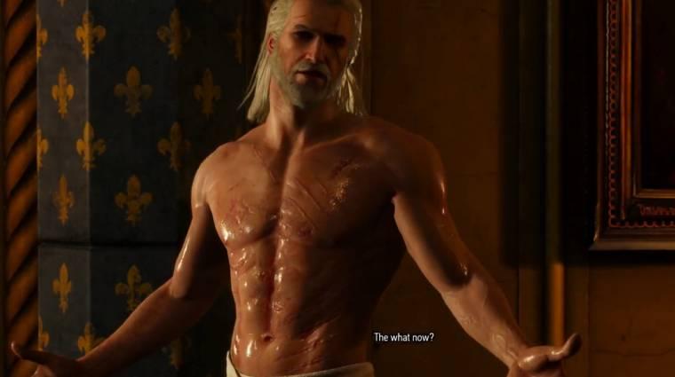 Ezzel a moddal Geralt még Tony Hawkot is lenyomná deszkázásban bevezetőkép