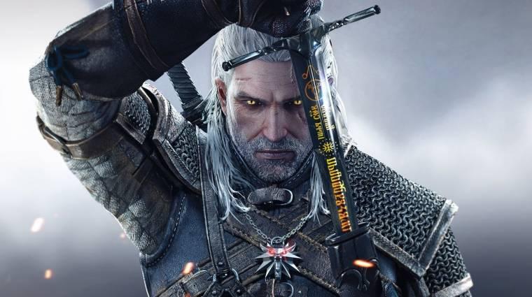 The Witcher 3: Wild Hunt - hamarosan 4K-ban is játszhatunk PS4 Prón bevezetőkép