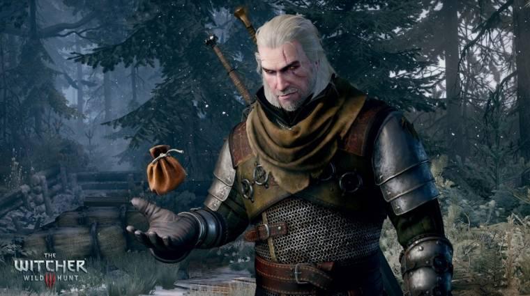 Többen játszanak most a The Witcher 3-mal, mint megjelenésekor bevezetőkép