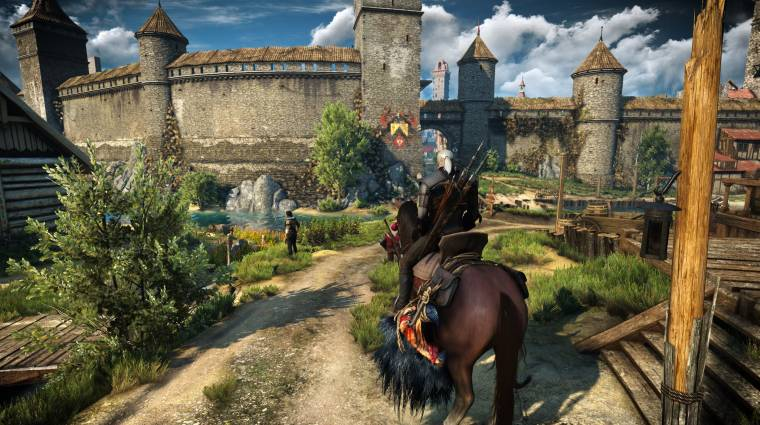 The Witcher 3: Wild Hunt - megérkezett a PS4 Pro HDR frissítése bevezetőkép
