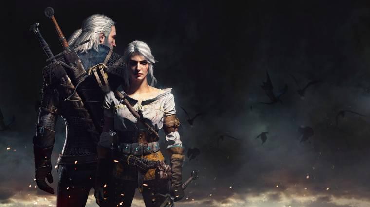 Rengetegen néztek vissza a The Witcher játékokhoz a sorozat miatt bevezetőkép