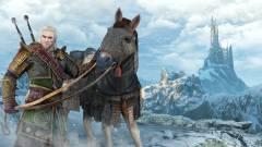 A The Witcher 3 is felújított grafikát kap a next-gen konzolokon kép
