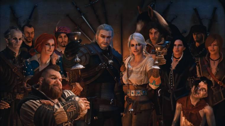 A The Witcher III egy újabb előzetese is magyar szinkronnal nézhető már bevezetőkép