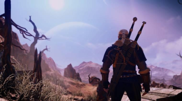 A The Witcher 3: Wild Hunt grafikai tuning modja hamarosan még szebb lesz bevezetőkép