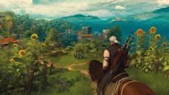 Így fut a The Witcher 3: Wild Hunt Steam Decken kép
