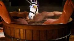 The Witcher 3: Wild Hunt - hivatalosan is modolhatsz csillámpónit a kádba kép