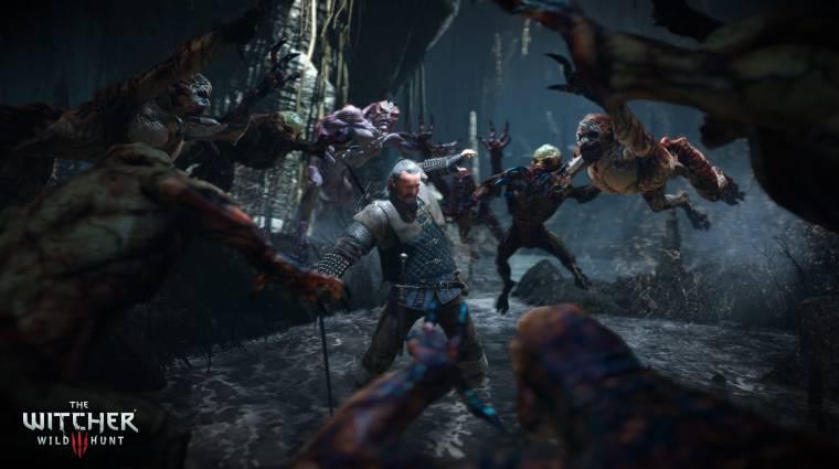 The Witcher 3: Wild Hunt - hamarosan kész az első kiegészítő bevezetőkép