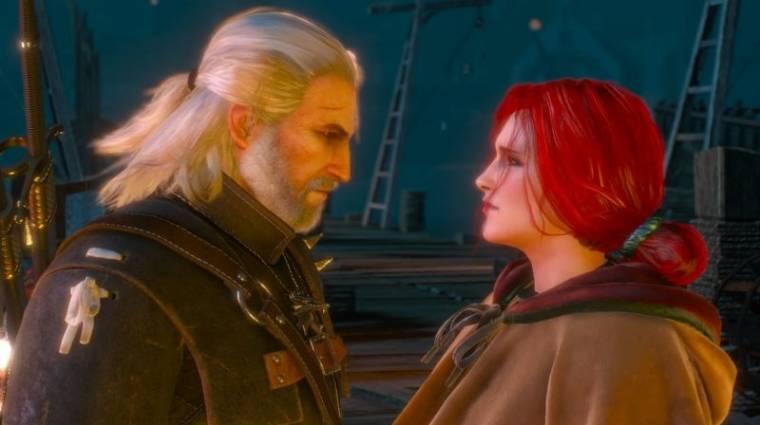 The Witcher 3: Wild Hunt - helyre teszik Geralt szerelmi életét bevezetőkép