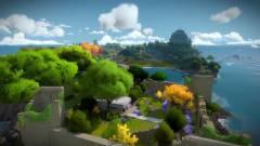 PlayStation Experience - The Witness élő gameplay kép