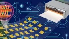 Forradalmat indíthat az intelligens eszközökbe való rugalmas viselhető nyomtatott elektronika kép