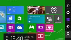 Újabb apróságok derültek ki Windows 8.1-ről kép