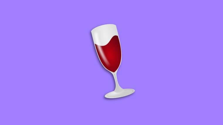 Elérhető a Wine 5.0 kép