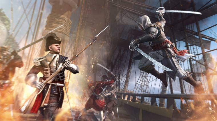 Assassin's Creed IV: Black Flag - gyűjtői kiadások és trailer bevezetőkép