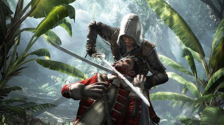 Assassin's Creed IV: Black Flag - észrevétlen és halálos (videó) bevezetőkép
