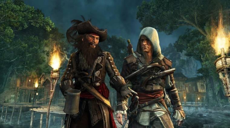 Assassin's Creed IV: Black Flag - akkor háromra mindenki kalóz bevezetőkép