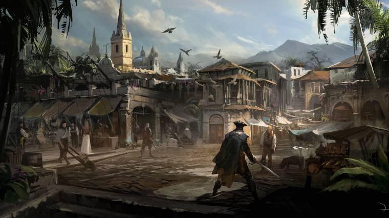 Assassin's Creed V - tudjuk, hogy hol nem játszódik bevezetőkép