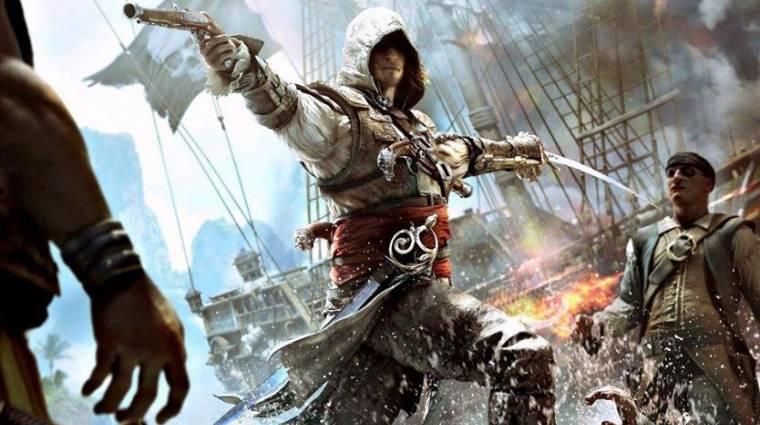 E3 2013 - figyelem, itt az Assassin's Creed IV: Black Flag bevezetőkép